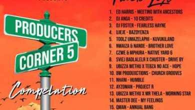 DJ Czwe & Mphura – Native Yard 6