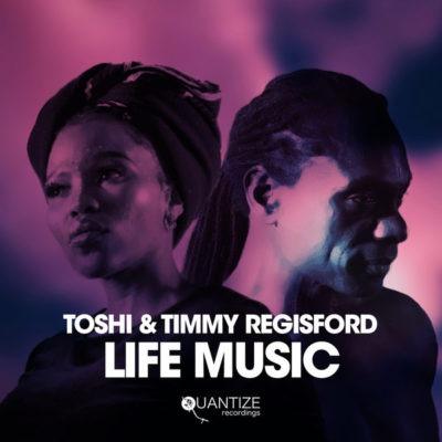 Toshi & Timmy Regisford – Shele