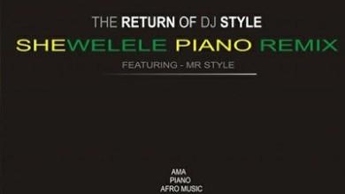 DJ Style – Mina Ngihambile