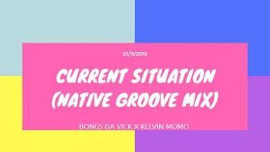 Bongs Da Vick & Kelvin Momo – Current Situation (Native Groove Mix)