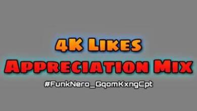 FunkNero – 4K Likes Appreciation Mix