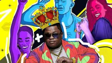 Dladla Mshunqisi – Samba Nabo ft. J'Something, Beast & SpiritBanger