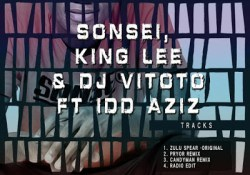Sonsei, King Lee & DJ Vitoto – Zulu Spear ft Idd Aziz