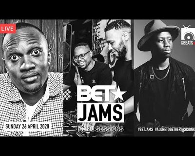 Caiiro, DJ Nana & The Rhythm Sessions – Bet Jams Home Sessions