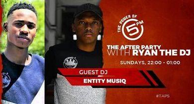 Entity MusiQ – 5FM Mix (May 2020)