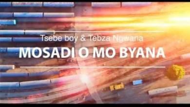 VIDEO: Tsebe Boy & Tebza Ngwana – Mosadi O Mo Byana