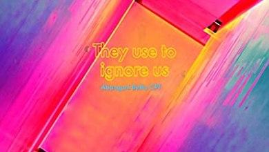 Abangani Bethu – They Use To Ignore Us