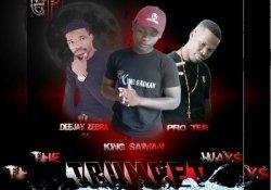 King Saiman, Pro-Tee & Deejay Zebra SA – Soul Trumpet