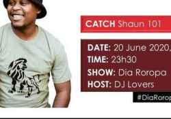 Shaun101 – Lesedi FM Mix (20-06-2020)