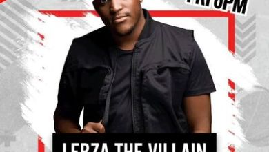 Lebza The Villain – YTKO Mix (7 Aug)