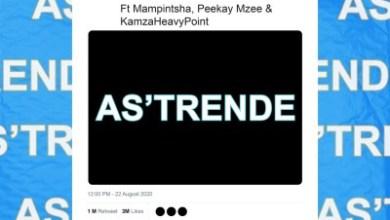 Prince Kaybee – As'Trende ft. Mampintsha, Peekay Mzee & Kamza Heavy Point