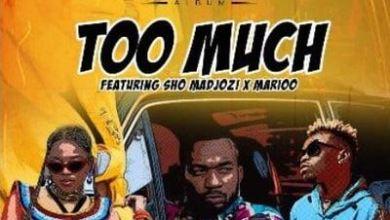 Rj The Dj – Too Much ft. Sho Madjozi & Marioo