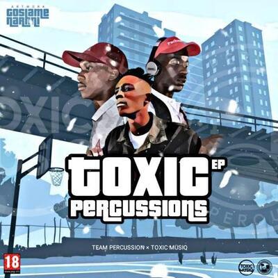 Team Percussion & Toxic MusiQ – Wae Thatela ft. Mighty Soul, Brown Panana & Bruno De Vocalist