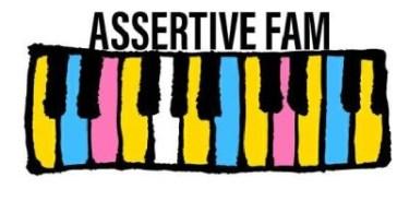 Assertive Fam – Easy Matters