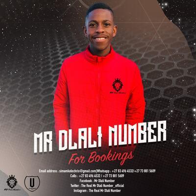 Mr Dlali Number – Hear Me Out Vol 1 (Mixtape)
