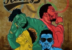 DJ Trey – Relay (Mp3 & Video) Ft. Touchline, BigStar Johnson & Jimmy Wiz