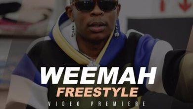 Aubrey Qwana – Wemaah (Freestyle)