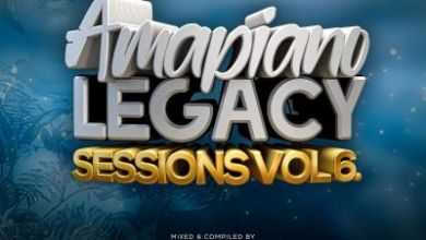 Gaba Cannal – Amapiano Legacy Sessions Vol 06