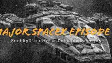 Rushky D'musiq & Onthaxxdadeejay – Major SpaceX Episode 1