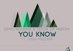 Sipho Ngubane & Ceega Wa Meropa – You Know (Original Mix) ft. Giga Msezane