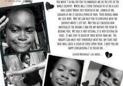 Bobstar no Mzeekay – RIP Lufuno