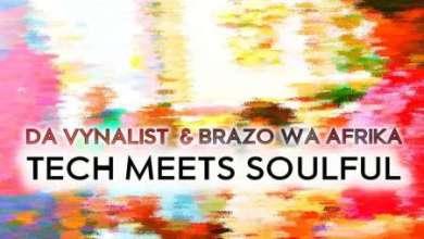Da Vynalist & Brazo Wa Afrika – Tech Meets Soulful