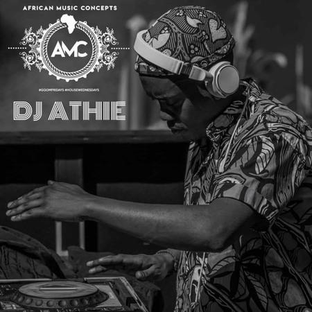 Dj Athie – GqomFridays Mix Vol 190