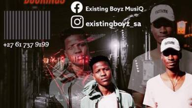 Existing Boyz – Hard Target