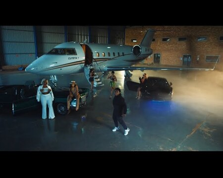 Kweku Smoke – Let It Go ft. Emtee (Official Music Video)