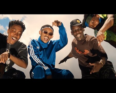 Majorsteez – Slime (Official Music Video) ft. Blxckie & The Big Hash
