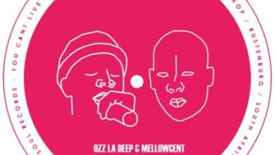 Ozz La Deep & MellowCent – Sometimes Kissing Feels Like Healing