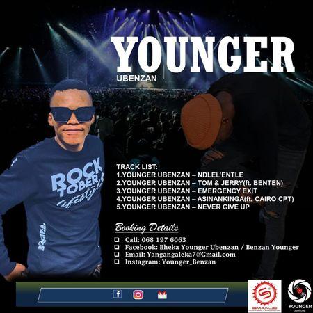 Younger Ubenzani – Asinankinga ft. Cairo Cpt