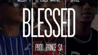 Weedy T ft. Emtee & Lolli Native – Blessed (Song & Video)