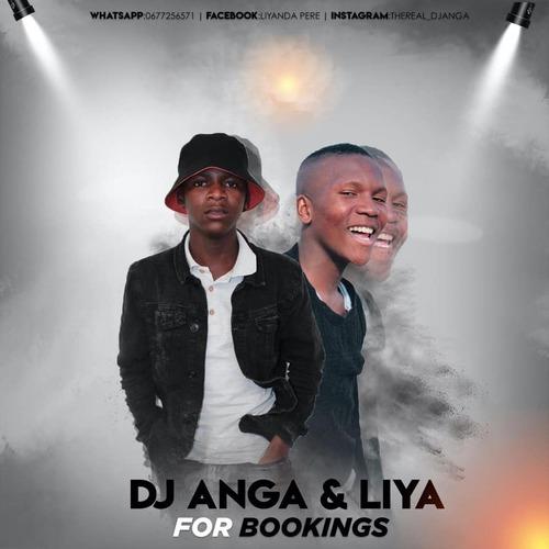 Dj Anga & Liya – Bloodshot Mp3 Download