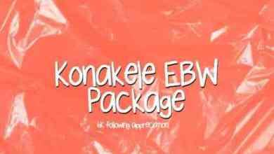 UBiza Wethu – Konakele eBW Package (6K Following Appreciation) Zip Download