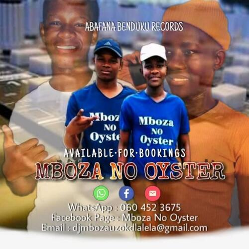 Mboza No Oyster – Never Give Up Mp3 Download