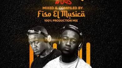 Fiso El Musica – Halaal Flavour #045 (100% Production Mix)