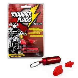Thunderplugs motor verkrijgbaar bij Banaan in je oor
