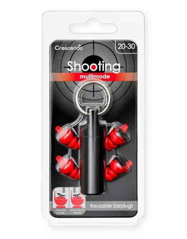 Crescendo shooting