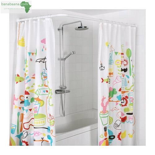 rideaux rideau douche et tringle dakar