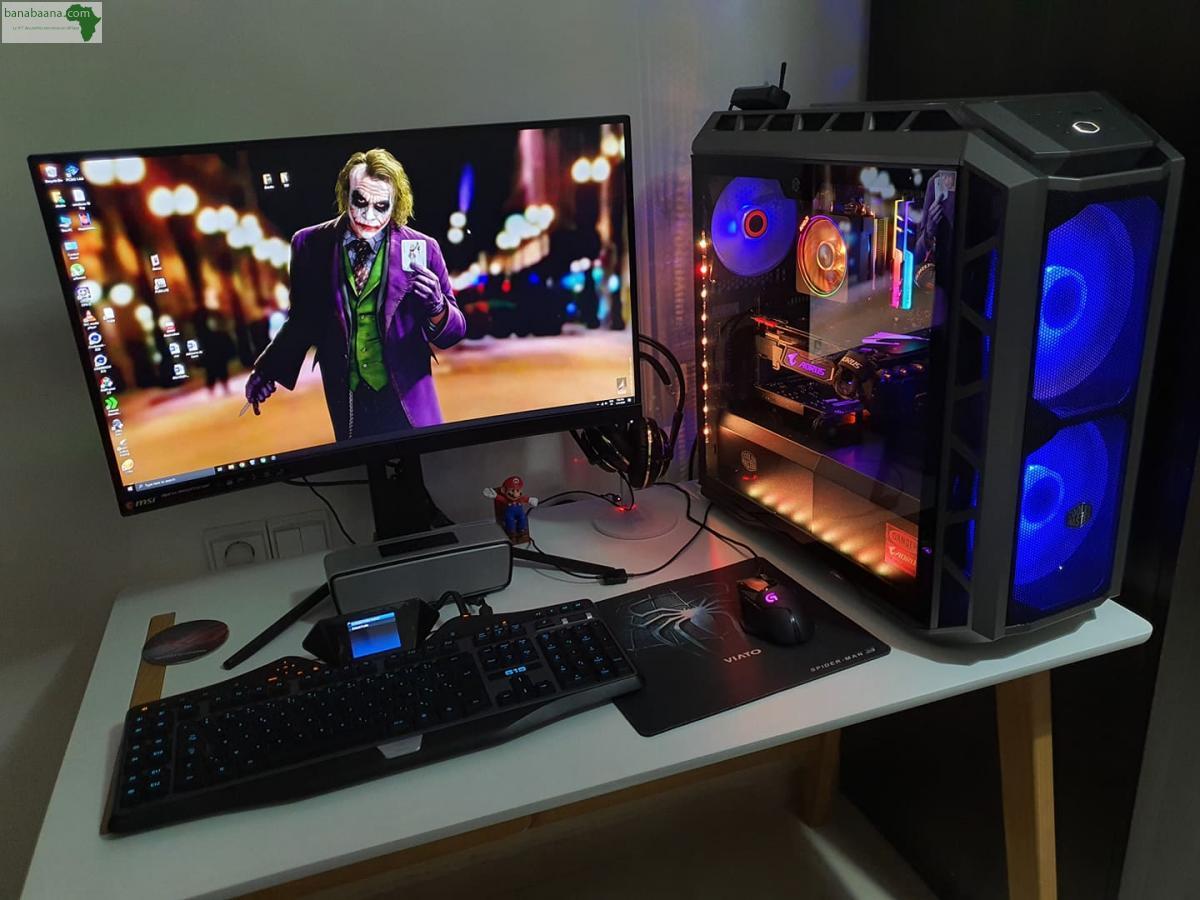 ordinateurs de bureau pc gamer