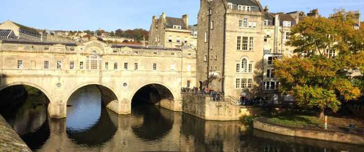 Pic of the Weekend | Pulteney Bridge