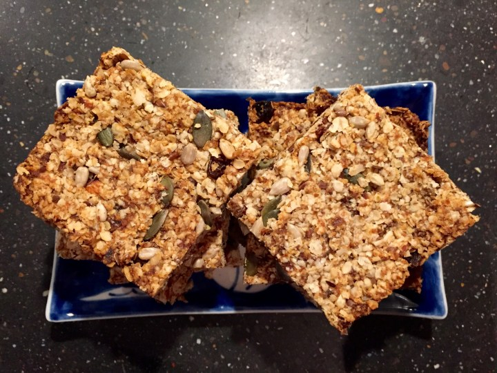Superseed flapjack
