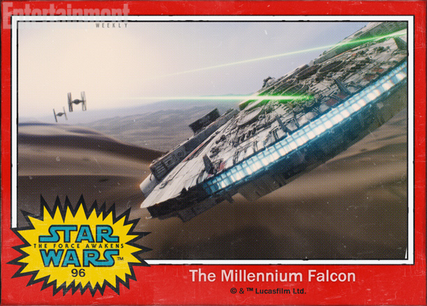 Star-Wars-O-Despertar-da-Forca-cards-Millennium-Falcon