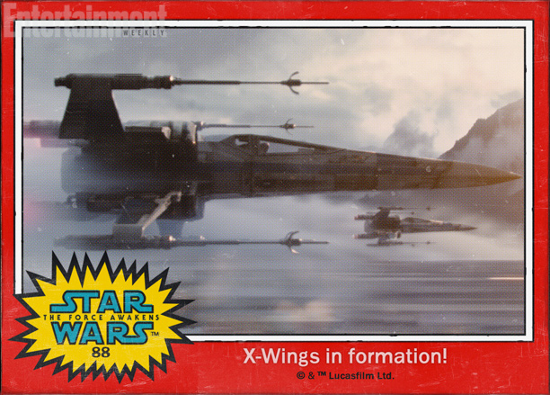 Star-Wars-O-Despertar-da-Forca-cards-X-Wings