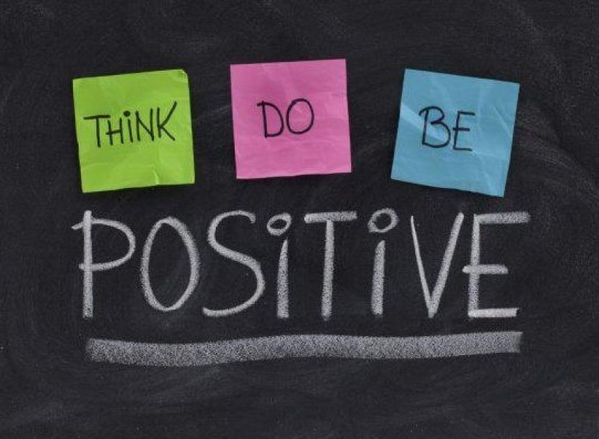 Start your day with a positive note.