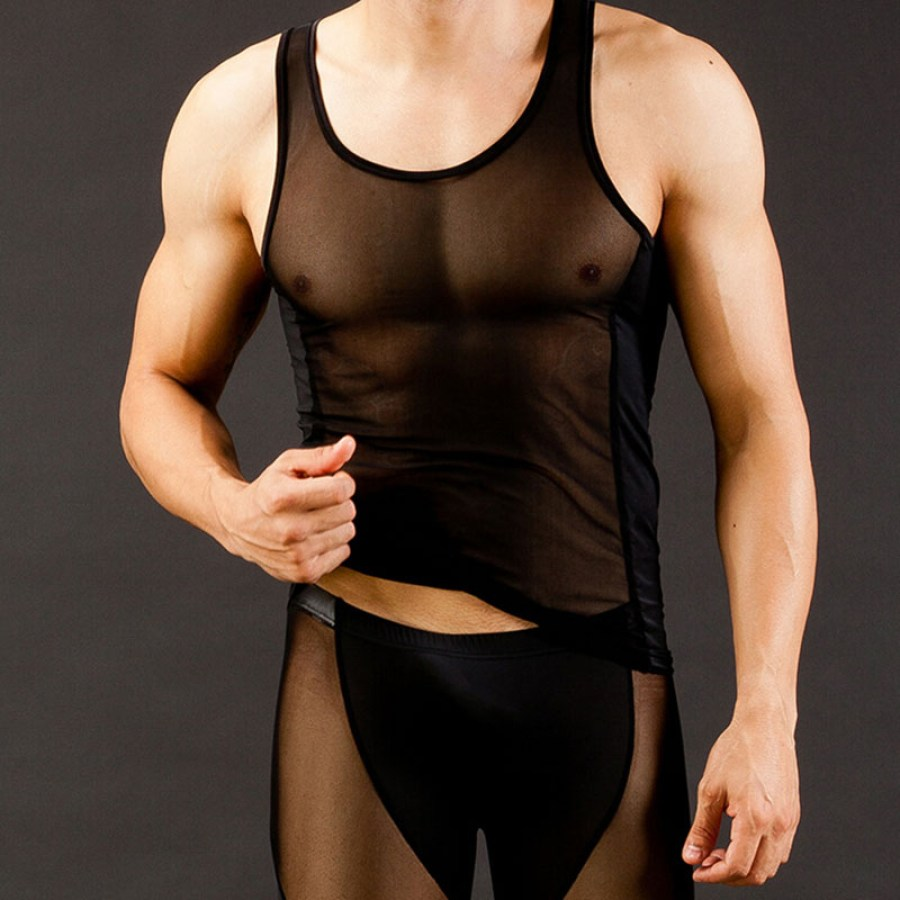 See through clothes have better alternatives