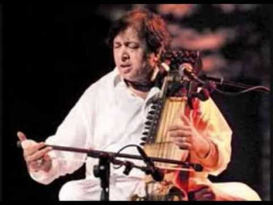 Ustad Sultan Khan was one of Sarangi's finest proponents