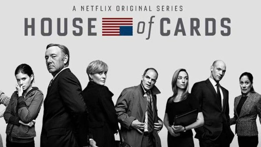 Kevin Spacey leads the charge in this series