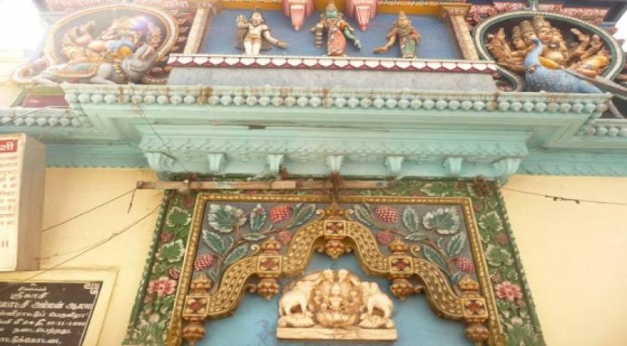 Vishalakshi temple